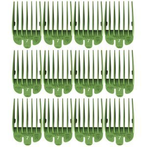 Wahl Color-Coded Clipper Guide #7 #3145-1403 - 12 Pack