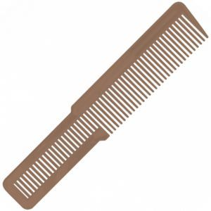 Wahl Large Clipper Styling Comb Metalic Gold - 8