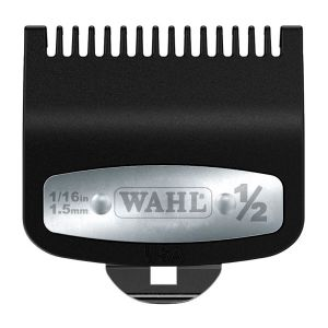 Wahl Premium Cutting Guide Comb with Metal Clip #1/2 - 1/16 Inch #3354-1000