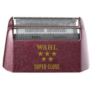 Wahl 5 Star Shaver / Shaper Replacement Foil - Silver Foil - Super Close #7031-400