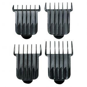 Andis 4-Piece Attachment Comb Set for Slimline Pro Li #32196