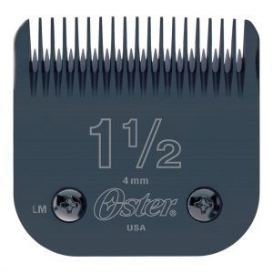 Oster Detachable 1 1/2 Blade Fits Titan, Turbo 77, Primo, Octane Clippers #76918-676