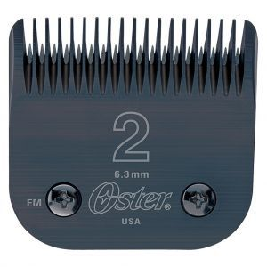Oster Detachable 2 Blade Fits Titan, Turbo 77, Primo, Octane Clippers #76918-686