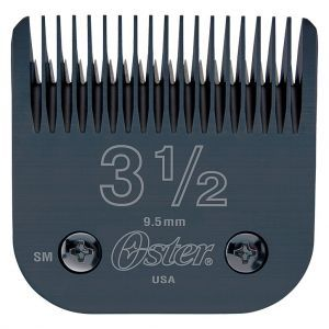Oster Detachable 3 1/2 Blade Fits Titan, Turbo 77, Primo, Octane Clippers #76918-696