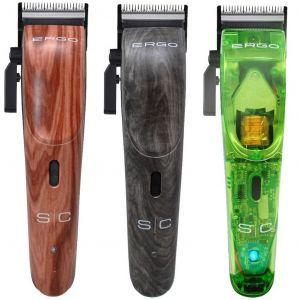 Stylecraft Ergo Custom Body Kits - Transparent Green, Grey Wood, Red Wood #SCMELTR