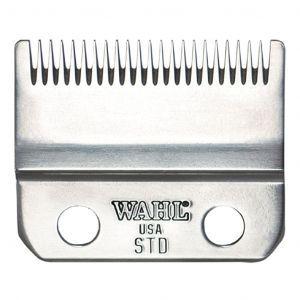 Wahl Precision Fade Adjustable Clipper Blade For 5 Star Senior, Magic Clip, Sterling Reflections Senior #2191