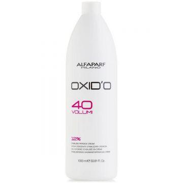 Alfaparf OXID'O Stabilized Peroxide Cream 40 Volume 33.82 oz