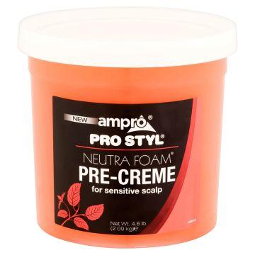 Ampro Pro Styl Neutra Foam Pre-Creme for the Sensitive Scalp 4.6 Lbs