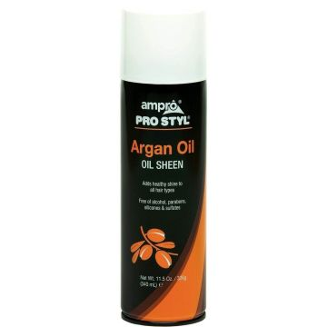 Ampro Pro Styl Argan Oil Oil Sheen Spray 11.5 oz
