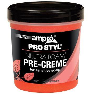 Ampro Pro Styl Neutra Foam Pre-Creme for the Sensitive Scalp 12.5 oz