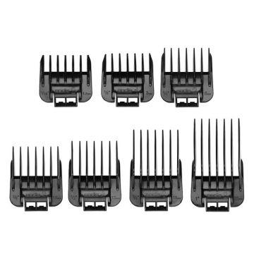 Andis Master 7 Pcs Attachment Comb Set #01380