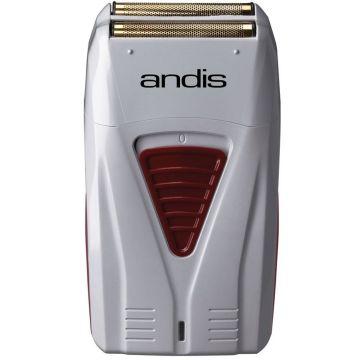 Andis ProFoil Lithium Titanium Foil Shaver - Grey #17150 (Dual Voltage)