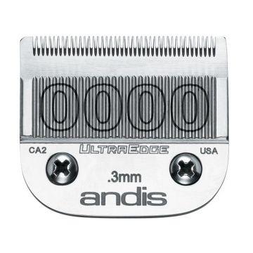 Andis UltraEdge Detachable Blade Size 0000 #64074