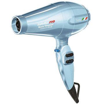 BaByliss Pro Nano Titanium Portofino 6600 Dryer - Blue #BNTB6610