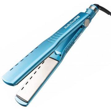 BaByliss Pro Nano Titanium Vented Ionic Flat Iron - 1 1/2 Inch #BNT4093TUC