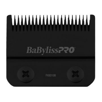 BaByliss Pro Graphite Replacement Fade Blade Fits FX810, FXF880, FX870RG #FX8010B