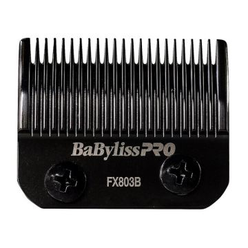 BaByliss Pro Black Graphite Replacement Clipper Blade Fits FX870G, FX870RG, FXF880 #FX803B