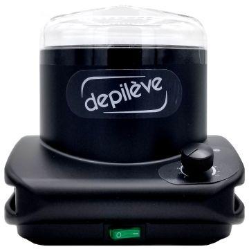 Depileve BARBEFIL Black Wax Warmer #VLDE C3N41