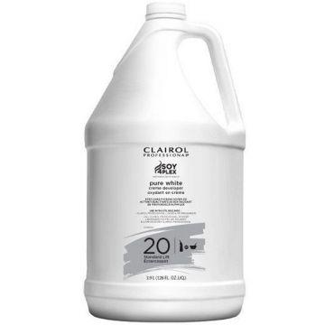 Clairol Pure White Creme Developer 20 Volume 1 Gallon