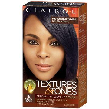 Clairol Textures & Tones Permanent Hair Color
