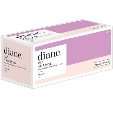 """Diane One Pound Hair Pins Bronze - 1 3/4"""" #D470"""