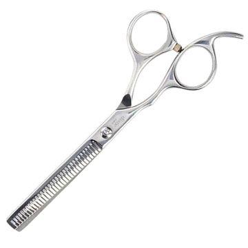 """Diane Aspen 33-Tooth Left-Handed Barber Thinner - 6 1/2"""" #D5877"""