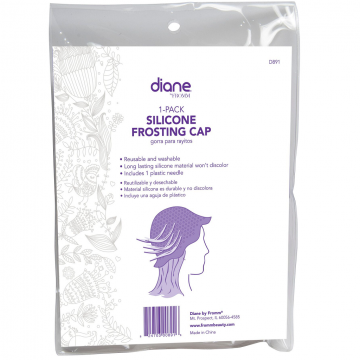 Diane Silicon Frosting Cap - 1 Pack #D891