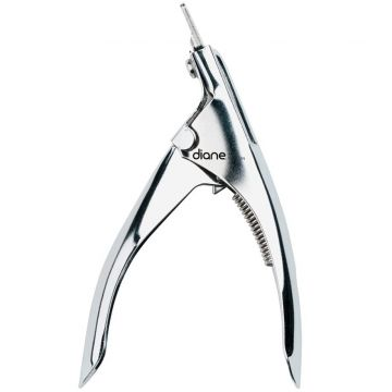 Diane Large Nail Cutter Silver #D901