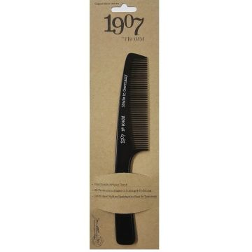 Fromm 1907 Clipper Mate Flat-Top Handle Comb Fine Teeth 7.25 Inch Long #904CM