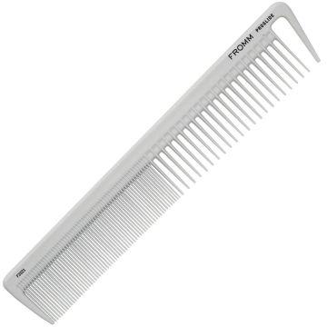 "Fromm Proglide Basin Comb White - 7 1/2"" #F3021"