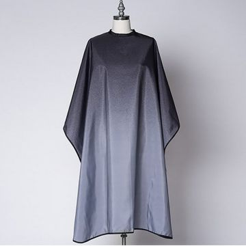 Fromm Apparel Studio Premium Ombre Hairstyling Cape - Black #F7012