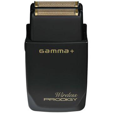 Gamma+ Wireless Prodigy Shaver with Wireless Charging - Black #GPWPFS