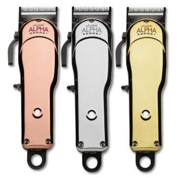 Gamma+ Absolute Alpha Professional Cord / Cordless Clipper #HCGPAACS (Dual Voltage)