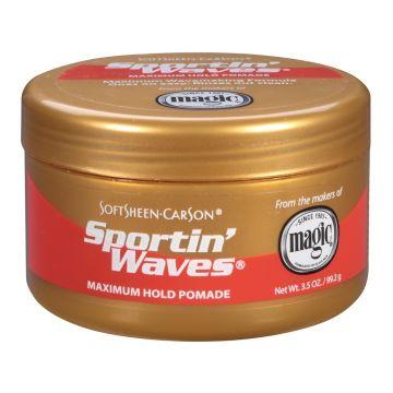 Softsheen Carson Magic Sportin' Waves Maximum Hold Pomade 3.5 oz