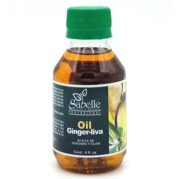 Sabelle Ginger-liva Oil 4 oz