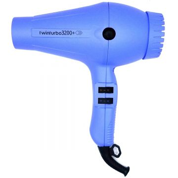 Turbo Power TwinTurbo 3200+ Professional Hair Dryer - Blue Violet #324B