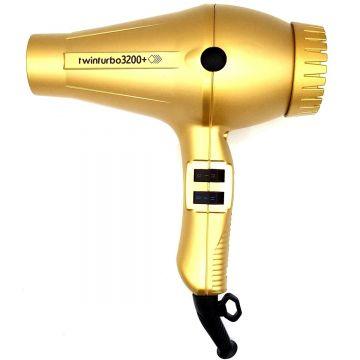 Turbo Power TwinTurbo 3200+ Professional Hair Dryer - Gold #324G