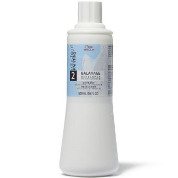 Wella Color Charm Painting Lalayage Developer 16 oz