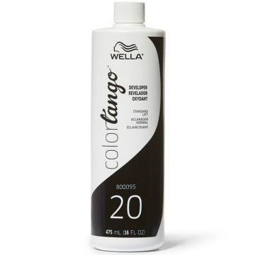 Wella Color Tango Cream Developer - 20 Volume 16 oz