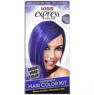 Kiss Express Color Hair Coloring Kit
