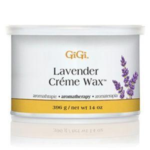 GiGi Lavender Creme Wax 14 oz #0870