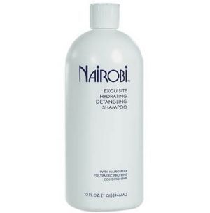 Nairobi Exquisite Hydrating Detangling Shampoo 32 oz