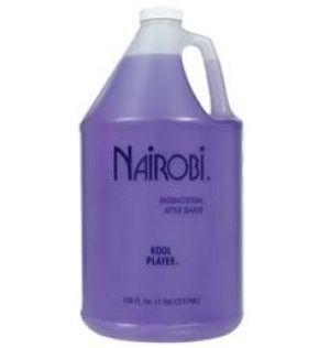 Nairobi Kool Player After Shave Purple 1 Gallon