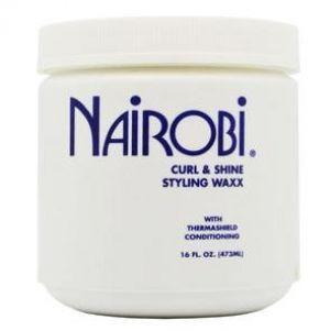 Nairobi Curl & Shine Styling Wax 16 oz