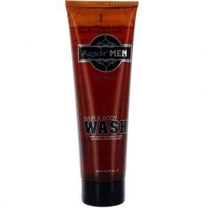 Agadir MEN Oud Wood Hair & Body Wash 8.7 oz