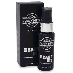 Agadir MEN Oud Wood Beard Oil 1.5 oz