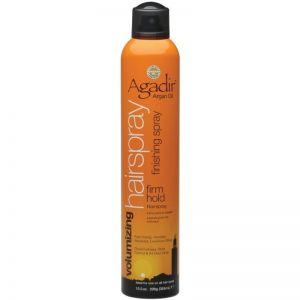 Agadir Argan Oil Volumizing Hair Spray - Firm Hold 10.5 oz