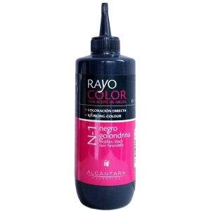 Alcantara RayoColor with Argan Oil - #N-1 Swallow Black 10.5 oz