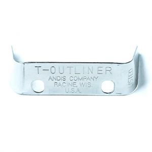 Andis Part Replacement Guard Fits T-Outliner Trimmer #04065