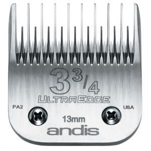 Andis Ultra Edge Detachable Blade Size 3 3/4 Skip Tooth #64133